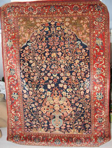 Kashan Tree Design 200 x 135cm
