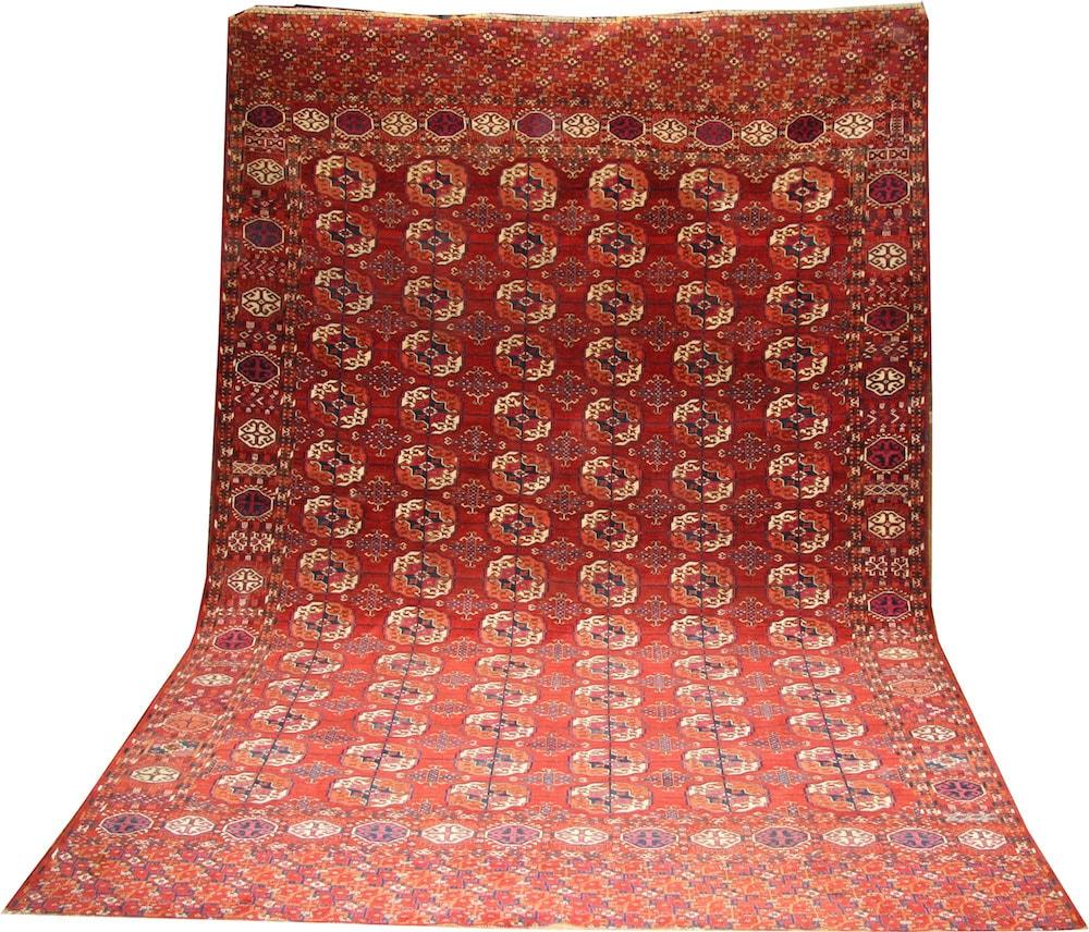 Fine Tekke Turkmen Rug