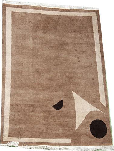 Indian Art Deco Rug 255 x 195cm