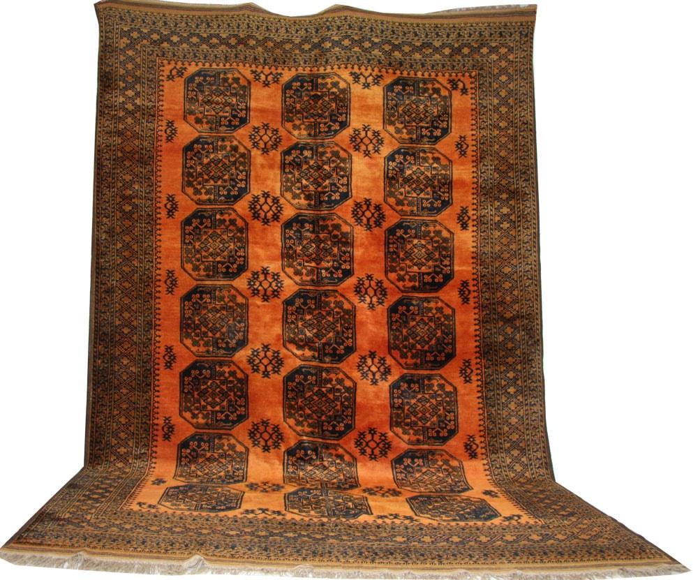 Afghan Gold Carpet