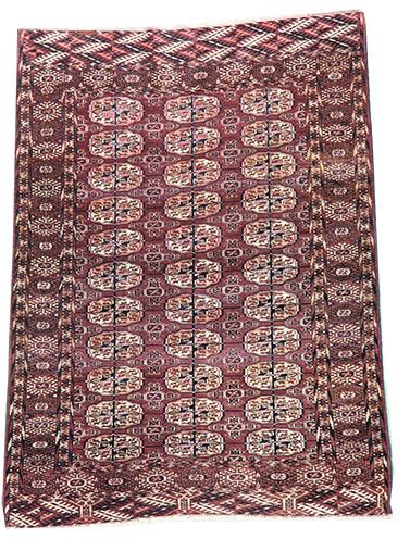 Tekke Turkmen Brown rug 171 x 105 cm