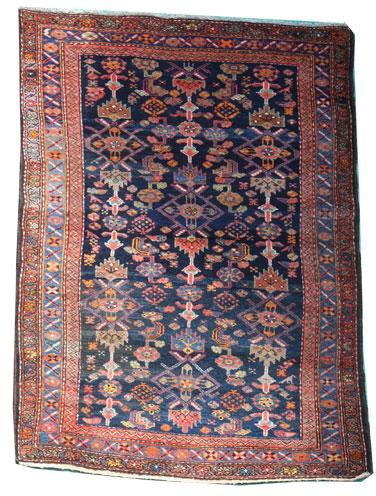 Kurdish wool rug 175 x 110cm