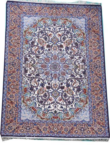 fine Isfahan rug 230 x 155