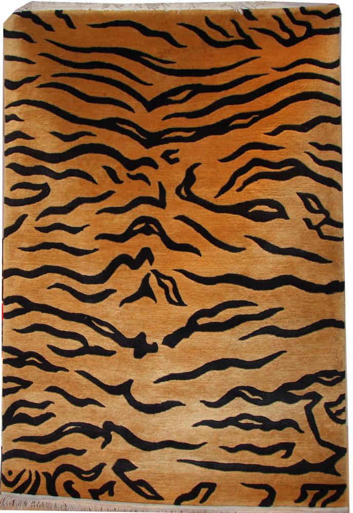 Tibetan Tiger Rug 180 x 125cm